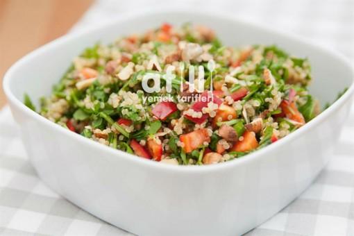 Kinoa Salatası Tarifi
