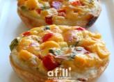 Kahvaltılık Milföy Pizza Tarifi