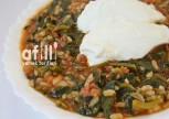 Sulu Ispanak Yemeği Tarifi